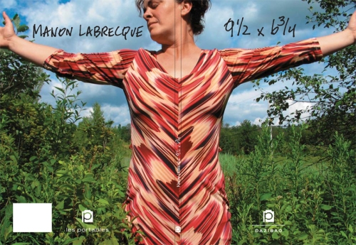 manon labrecque, livre de photo, dazibao