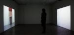 valses,installation vidéo de manon labrecque,balancement,corps,dualité